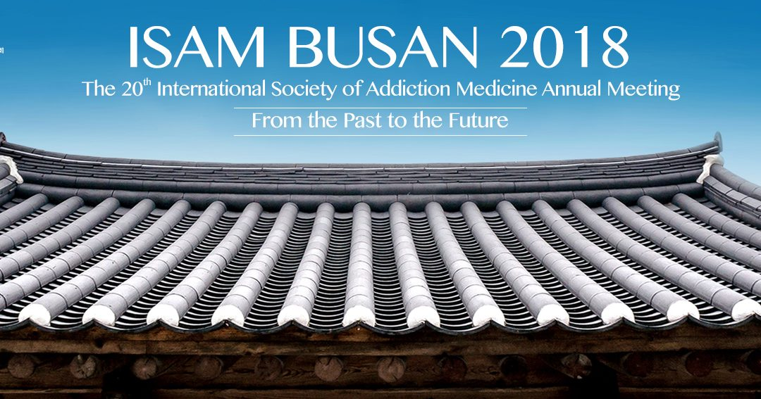 GaIA Healthcare participating in the ISAM BUSAN 2018 meeting